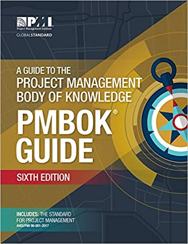 "Image 1. Cover of ""Project Management Body of Knowledge"" (PMI-2013). PROJECTS RF USA"