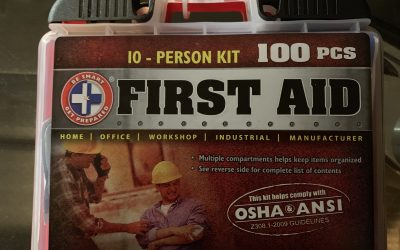 Cover Kit First Aids. PROJECTS RF USA