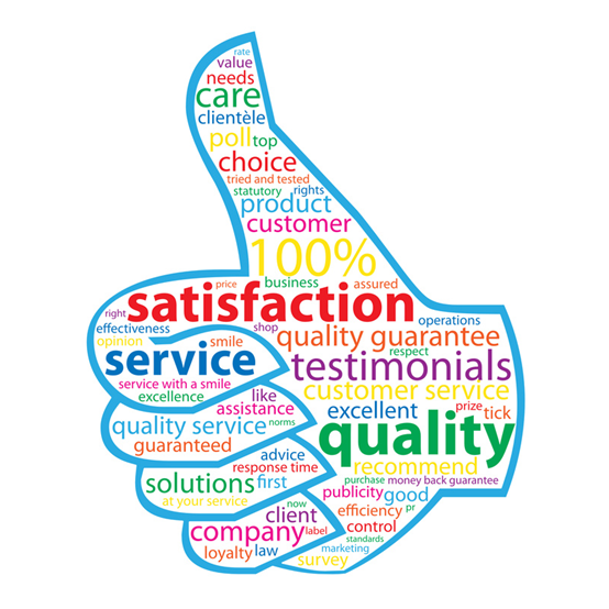 Customer satisfaction:  A great challenge for companies