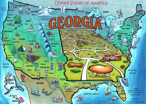 Now in Georgia (GA)